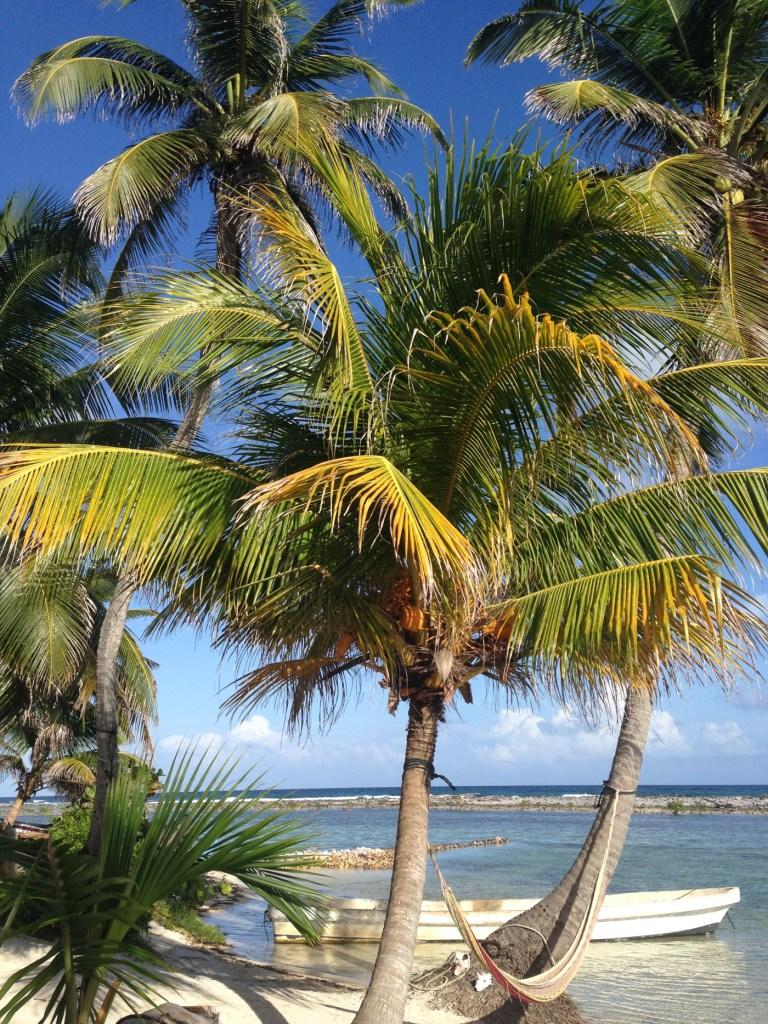 Castaway in Belize