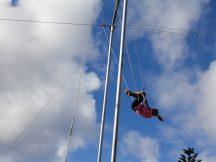Trapeze lesson 20