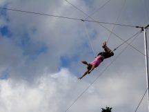 Trapeze lesson 25