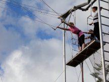 Trapeze lesson 5