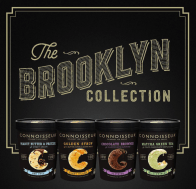 Connoisseur The Brooklyn Collection ice cream, $9.99
