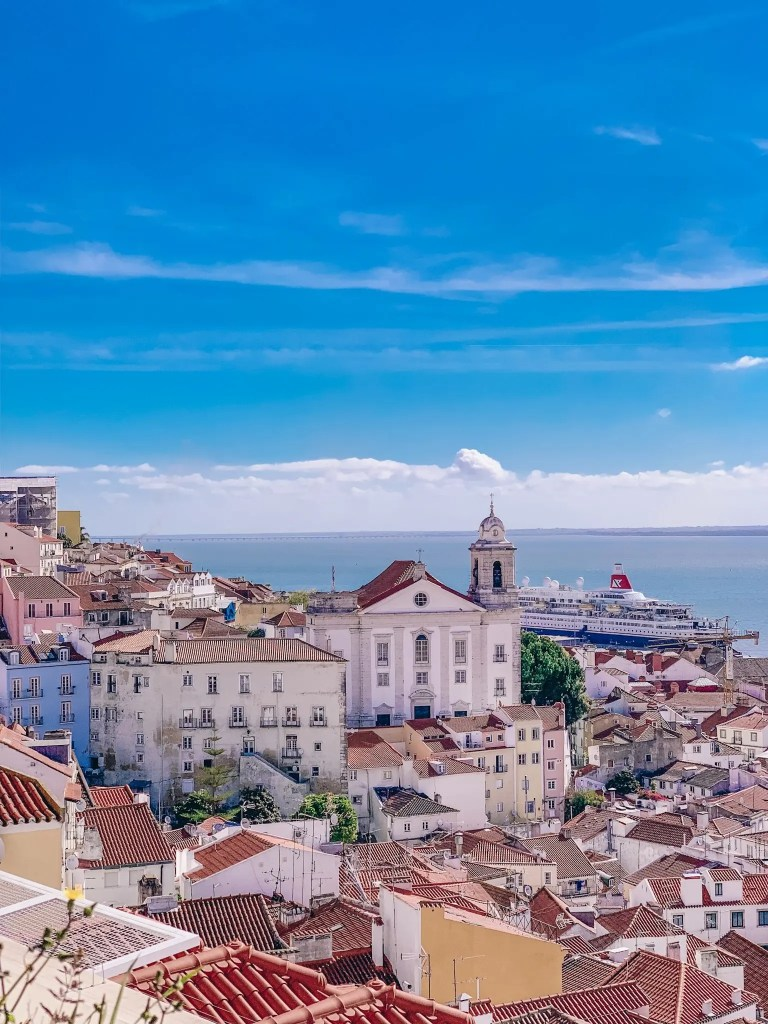 portugal travel guide - lisbon