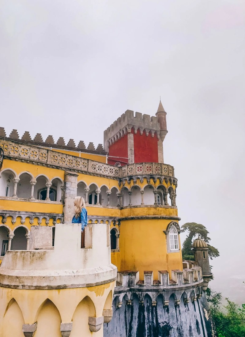 PORTUGAL TRAVEL GUIDE PART 2: SINTRA/LISBON