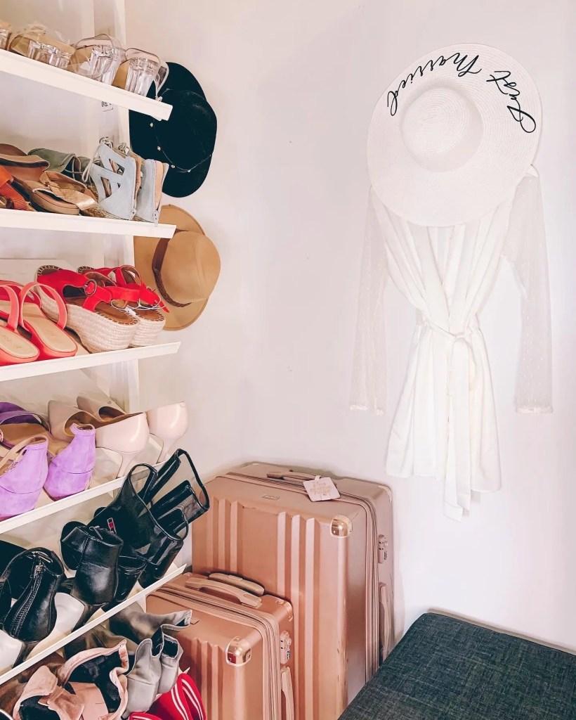dream closet - exclusive reveal