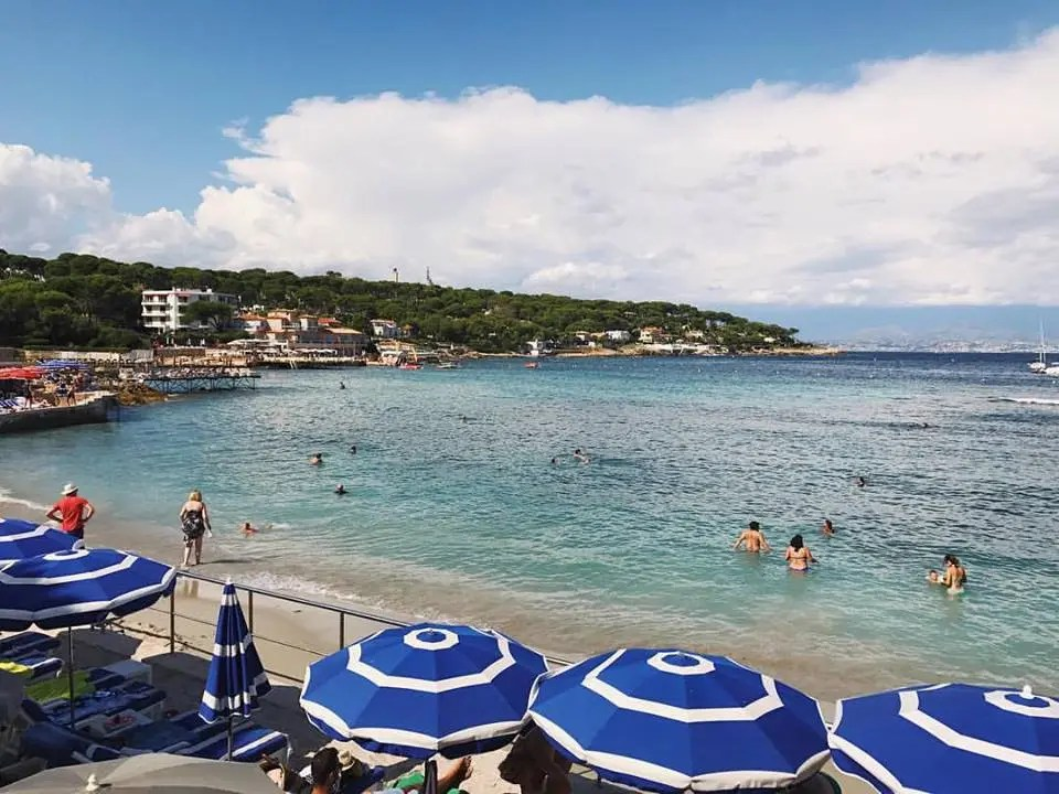 antibes, france beaches