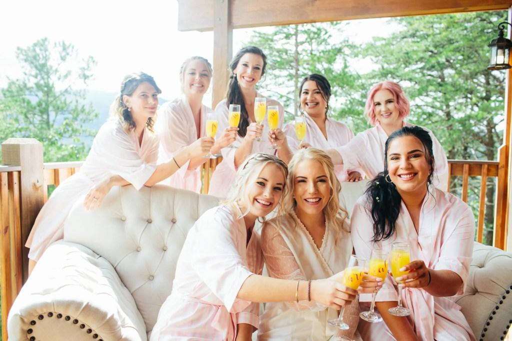 bridesmaids cheers