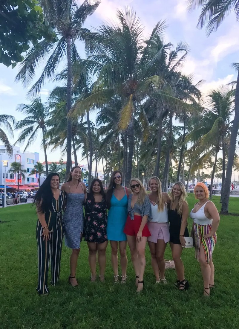 miami beach bachelorette