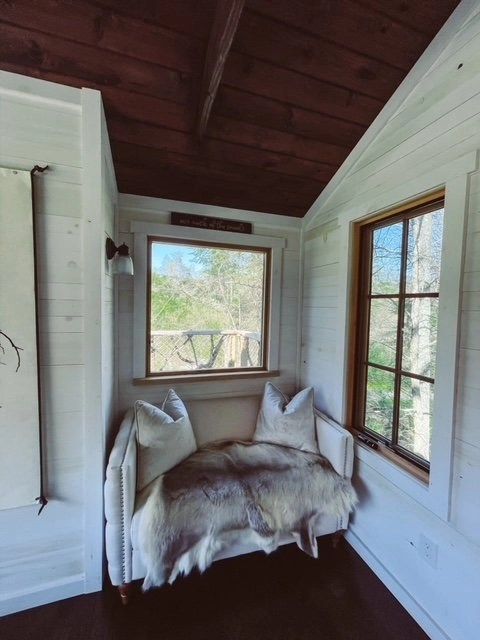 Treehouse Getaway in Asheville, NC