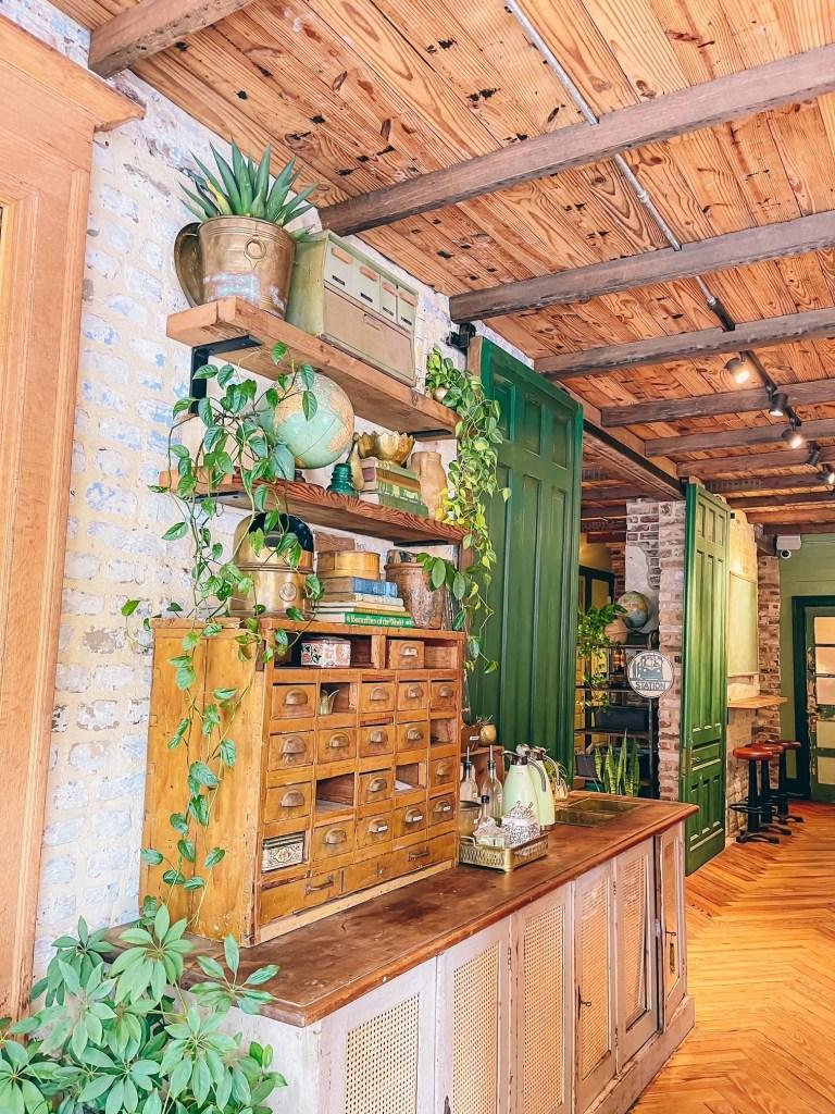 Harken Cafe, Charleston, SC
