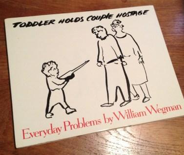 Everyday Problems by William Wegman - EAI Table R04