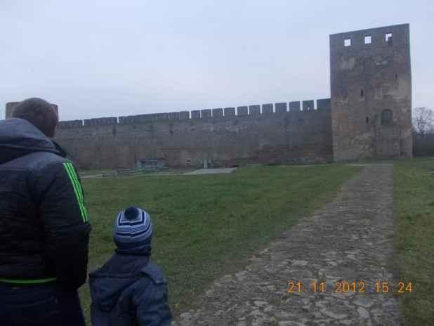 Набатная башня Ивангорода