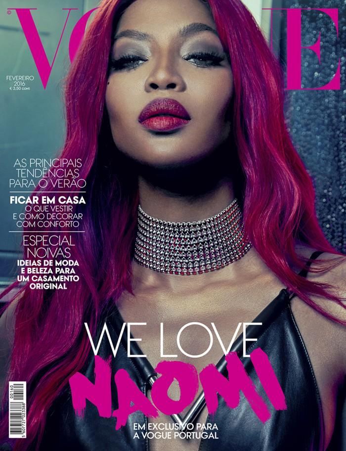 Portada Vogue portugal - danielastyling - blog de moda - blog colombiano - portadas de moda - fashion editorials