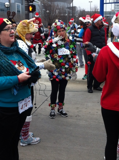 Ugly Sweater 5k_package