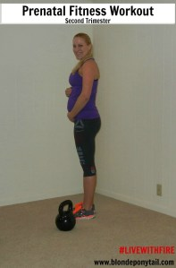 Prenatal Fitness Workout Second Trimester