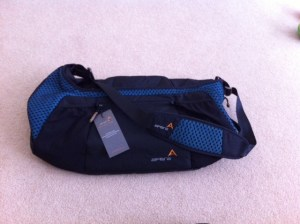 Apera Sports Bag Review & Giveaway [CLOSED]