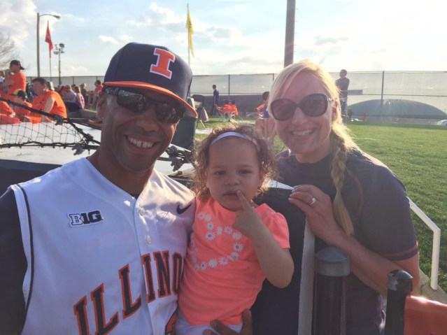 University of Illinois Baseball game_1