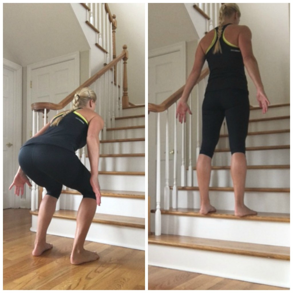 stair-jumps