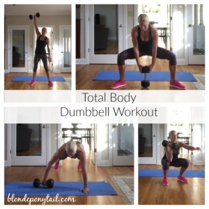 Total Body Dumbbell Workout
