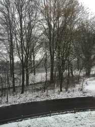 Snow.. not my fave