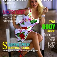 {BLONDi APRIL} Spring Dresses and Your Best Body Ever