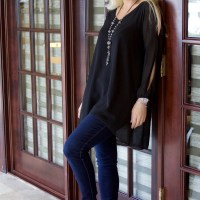 Polished Casual Chic Look To Try Now