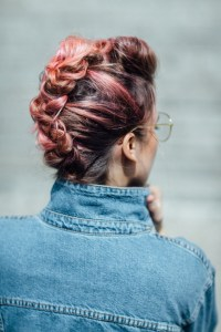 Coiffure Toulouse Rose