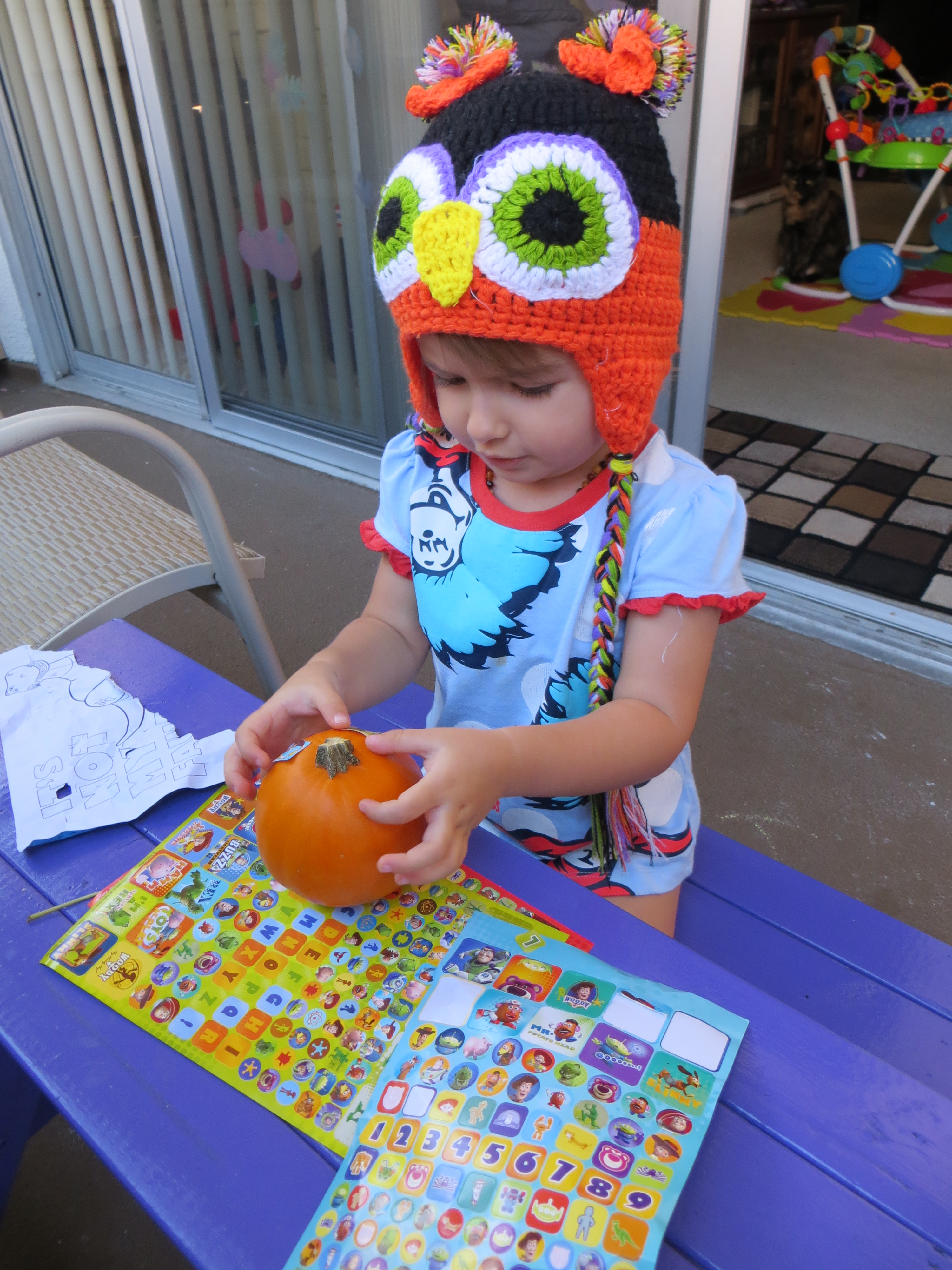 6 Simple Halloween Activities For Toddlers