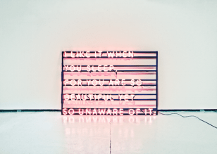 The album title