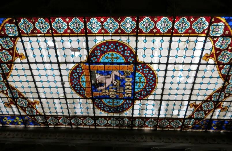 Ceiling Porto Literary