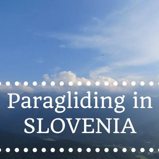 SloveniaParagliding