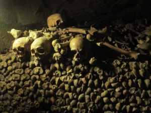 Photo Essay: Paris Catacombs