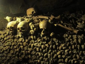 Photo Essay: Paris Catacombs