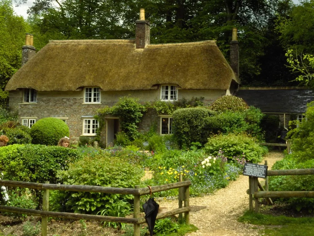 20 Literary Sites in England