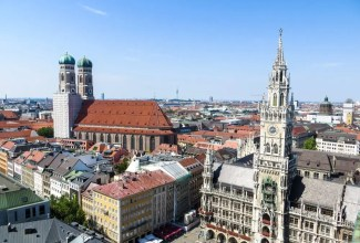 two days in Munich
