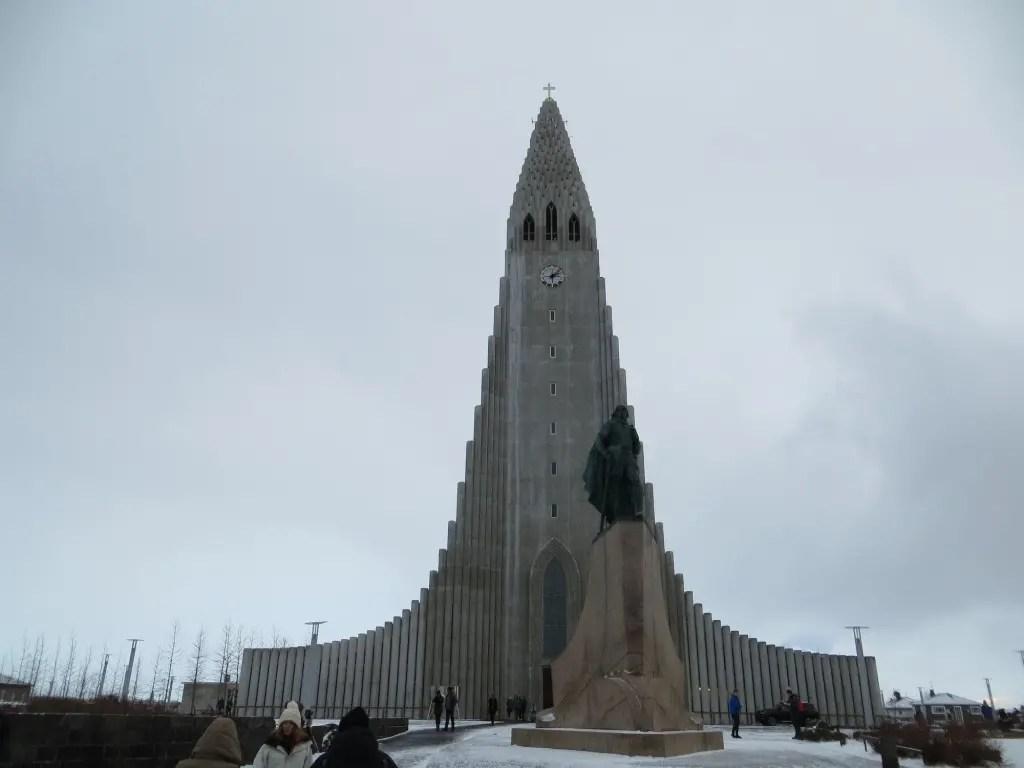 celebrating New Year's Eve in Rekjavik