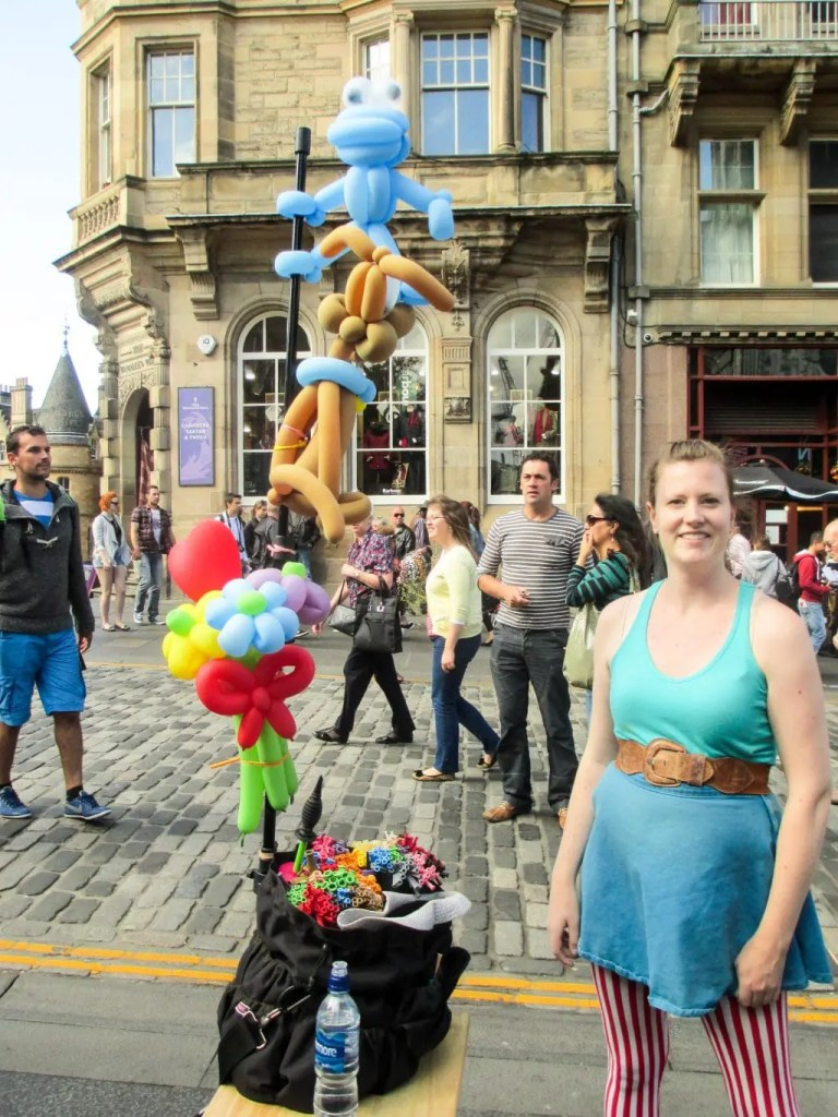 edinburgh's fringe: a survival guide