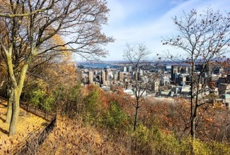 visit Montreal in fall