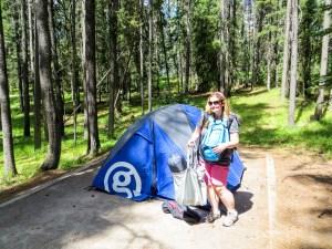 Rachel's Summer Banff Packing List
