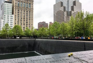 Visiting the 9/11 Memorial and Museum in New York City