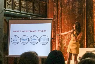 travel blogging conference