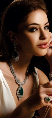 Nicole Meyer for Khurana Jewellery collection 2010