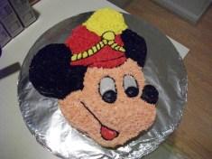 Bandleader Mickey Cake
