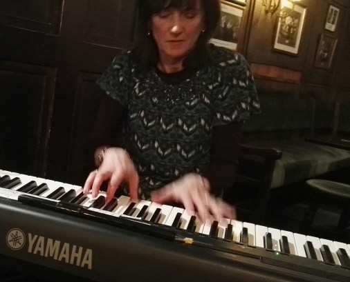 Orla on keyboards
