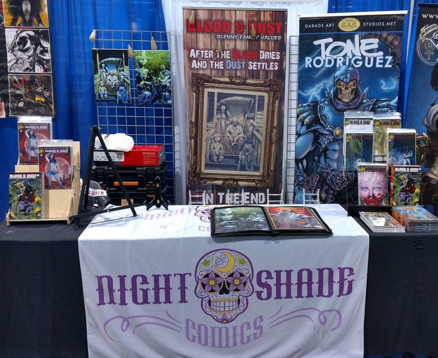 NightShade booth