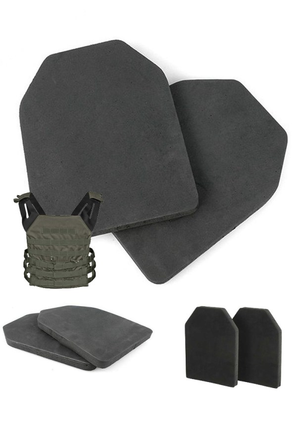 Foam chest plates voor Plate Carrier