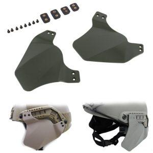 Hellmet Ear Protection Oorbescherming - Olive Drabe