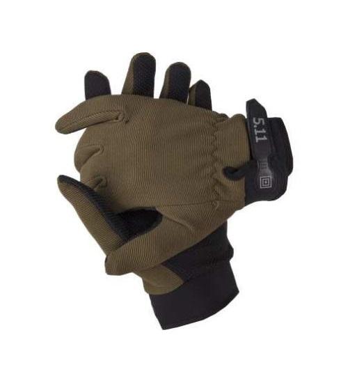 Handschoen met vingers - Olive Drab