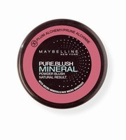 Blush pure mineral Gemey Maybelline