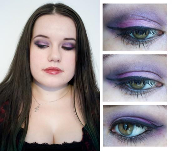 maquillage-violet-boheme