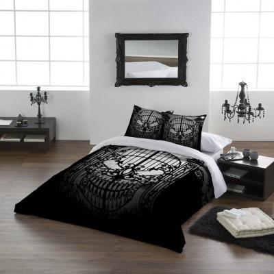 linge de lit gothique alchemy 2
